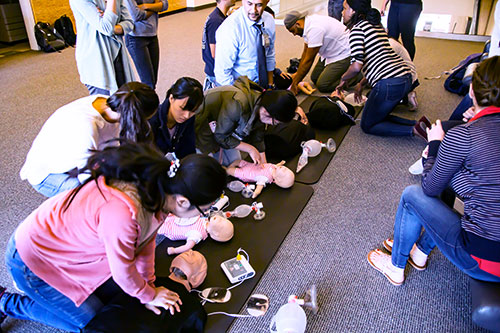 bls onsite certification classes cpr sacramento course perform guidelines includes association heart latest american